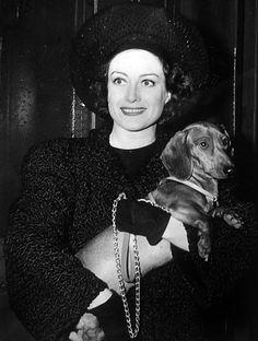 Leesh on Vintage: July 2011  Joan Crawford