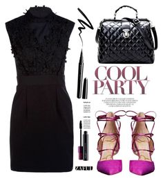 """""""Zaful.com: Cool Party!"""" by hamaly ❤ liked on Polyvore featuring Too Faced Cosmetics, Marc Jacobs, MAC Cosmetics, shoes, ootd, dresses, bags and zaful"""