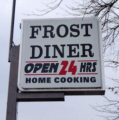 Frost Diner, Warrenton, VA