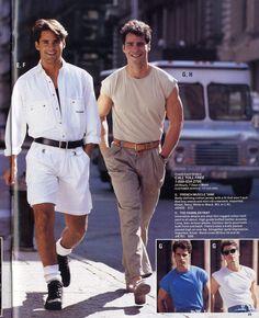 mens fashion 1989 international male