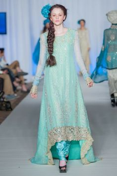 Nauman Afreen Pakistan Fashion Week Collection
