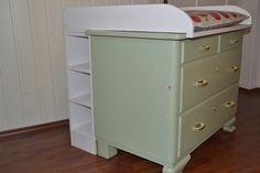 wickelkommode wickeltisch m wickelauflage kommode von. Black Bedroom Furniture Sets. Home Design Ideas