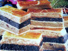 Retro sütemények-Neked melyik volt a kedvenced? Hungarian Recipes, Vanilla Cake, Tiramisu, Cheesecake, Goodies, Food And Drink, Pie, Yummy Food, Sweets
