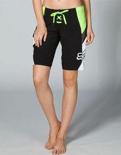 3eb9b34599 Board shorts Swim Shorts Women, Board Shorts Women, Vans Outfit, Boardshorts,  Sport