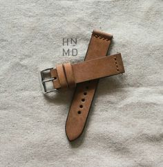 Handmade Leather Straps By HNMD Leatherwerks