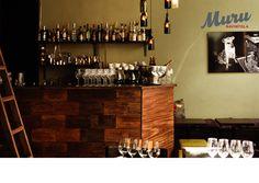 Muru: Delicious little bistro in Helsinki with a great wine list.