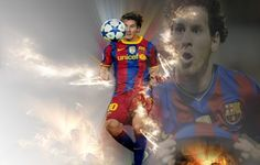 Lionel Messi A Famous Football Player