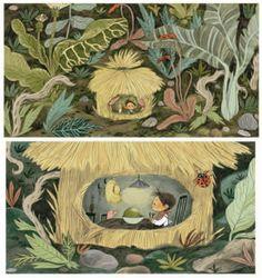 "from ""The Little Gardener,"" by Emily Hughes"