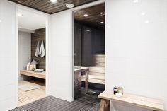 Saunaosasto | Sisustusarkkitehdit Fyra