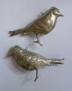 Bird ornaments.