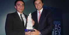 """Felipe Duarte, estudiante de Diseño Industrial, ganó el concurso """"Ideas en concreto"""" de CEMEX"""