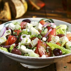 Greek Salad - Sprouts Farmers Market - #EatMoveImprove