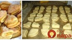 Tvarohovo-škoricové krehučké koláčiky ku kávičke: Najjednoduchšie tvarohové cesto pod slnkom! European Dishes, Food 52, Desert Recipes, Easy Desserts, Tiramisu, Deserts, Muffin, Good Food, Food And Drink