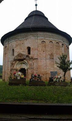 Šivetice. Románska rotunda