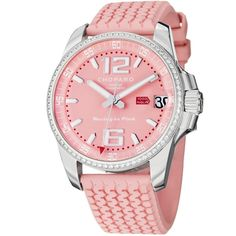 Women's #Fashion #Jewelry: #Chopard Mille Miglia Gran Turismo XL Automatic Limited Edition Racing in #Pink #Watch: Watches