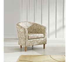 buy heart of house darcy fabric chair duck egg at argos co uk