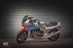 Ottonero Cafe Racer: HONDA VF 1000 F2
