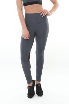 Slate Legging Charcoal