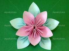 Origami Lilly