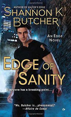 Edge of sanity / Shannon K. Butcher