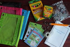 Hitting the road? Need some fun, but quiet activity for little hands? Make a busy book.