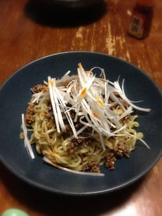 んまい! - 17件のもぐもぐ - 汁なし担々麺 by raku0dar