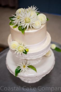 Coastal Cake Company specializes in wedding cakes, special occasion cakes and delectable treats.  Although based in Parksville, they offer delivery service to many areas all over Vancouver Island, and ensure your cake reaches your event in perfect condition! Vancouver Island Weddings /