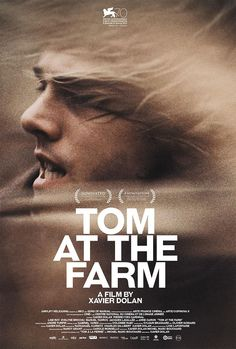 Tom at the Farm by Xavier Dolan. Poster