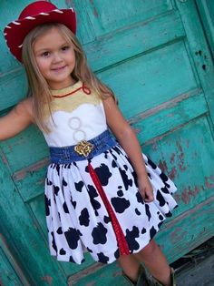 Jesse Inspired Dress Toy Story Costume Jesse Costume Cowgirl Dress FOR CLAIRE (we have the red boots)  sc 1 st  Pinterest & 92 best Toy story costumes images on Pinterest | Toy story costumes ...