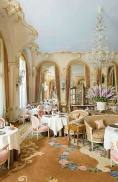 The Ritz, Paris is one of the best hotels in France with luxurious rooms, three restaurants, the Ritz Bar, a new fitness center, the Chanel spa, and, of course, Bar Hemingway, famous for some of the world's best cocktails.
