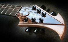 RAN Guitars headstock