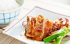 Teriyaki Chicken    **** Save recipes from anywhere on your iPhone or iPad with @RecipeTin – without typing them in! Find out more here: www.recipetinapp.com ****  #recipes #Japanese