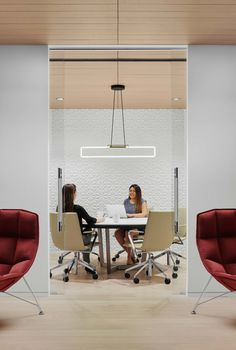Wood Ceiling Panels, Wood Ceilings, Acoustic Panels, Showcase Design, Planks, Real Wood, Offices, Architects, Conversation