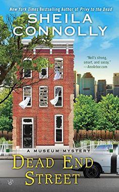 Dead End Street: A Museum Mystery by Sheila Connolly http://www.amazon.com/dp/0425273474/ref=cm_sw_r_pi_dp_XN3zwb0JYJDE9
