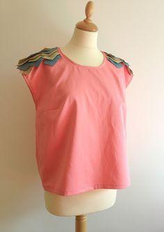 blog OPIAN Blog, Handmade, Tops, Women, Fashion, Fashion Ideas, Moda, Hand Made, Fashion Styles