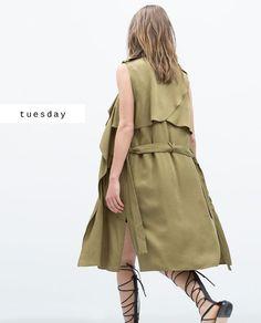 #zaradaily #tuesday #trf #outerwear