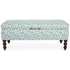 skyline custom upholstered storage bench linen smokey quartz 265 liked on polyvore featuring home furniture benches linen smokey quartz tu2026