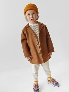 Discover recipes, home ideas, style inspiration and other ideas to try. Toddler Fashion, Boy Fashion, Turtleneck Shirt, Kids Coats, Zara Kids, Kind Mode, Kids Wear, Baby Boy Outfits, Jogging
