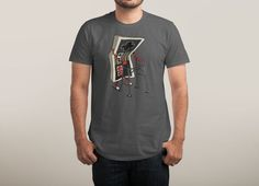 Check out the design Old Gamer by Nicholas Ginty on Threadless