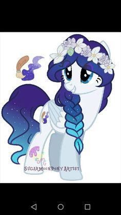 Sugarmoon pony artist ❤