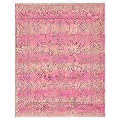 Junk Gypsy Ombre Persian Rug #pbteen, 8 x10 699; all wool, 3 x 5 169