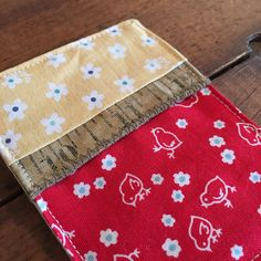 Carried Away Quilting: Pincushion, zipped pouch and needle sleeve using Calico Days by Lori Holt for Riley Blake Designs