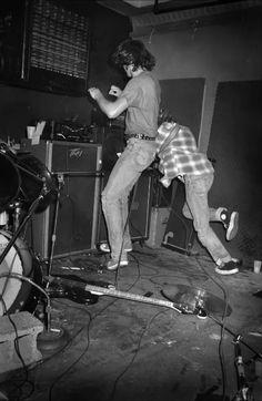 Chad Krist and Kurt Nirvana