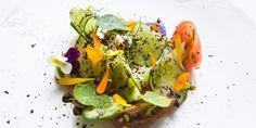 Walled garden salad