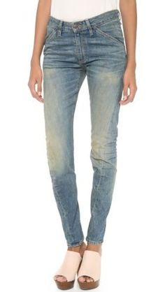 345-NWT-6397-The-News-Twisted-Seam-Loose-Skinny-Jeans-in-Dirty-Bright-Blue-25