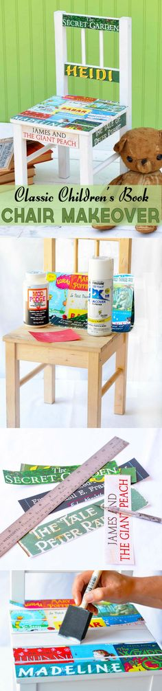 how to make a comfy chair with household items