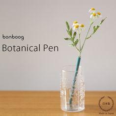 【1000円から】本物のお花みたい!ボンブーグの『ボタニカルペン』を受付ペンにいかが??にて紹介している画像