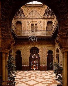 alhambra granada spain moorish architecture 1333 1353