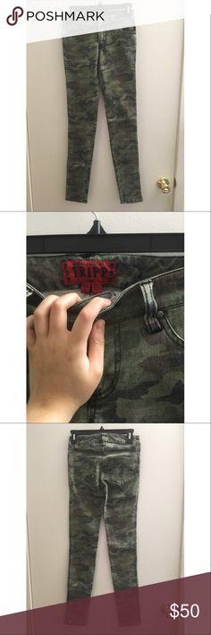 Tripp Camo Skinny Jeans👖✨ Brand New Without Tags Tripp Camo Skinny Jeans. Price is firm. Tripp nyc Jeans Skinny