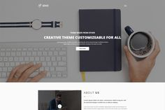 Bizniz – Creative Agency HTML Template by codecarnival on Envato Elements Affordable Website Design, Custom Website Design, Website Design Company, Template Site, Html Templates, Flyer Template, Your Design, Web Design, Ecommerce Website Design